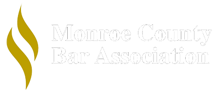 Monroe County Bar Association logo